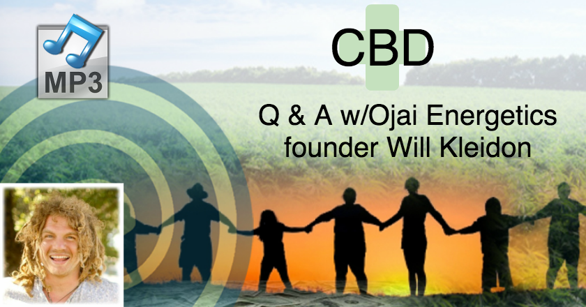 CBD Ojai Energetics Q A