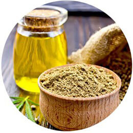 hemp seed oil in Ojai Energetics full spectrum cbd tincture
