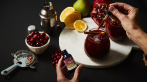 Cooking with CBD – Holiday CBD Sangria