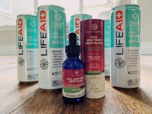 Ojai Energetics Partners with LIFEAID Beverage Co.® on New CBD Drink